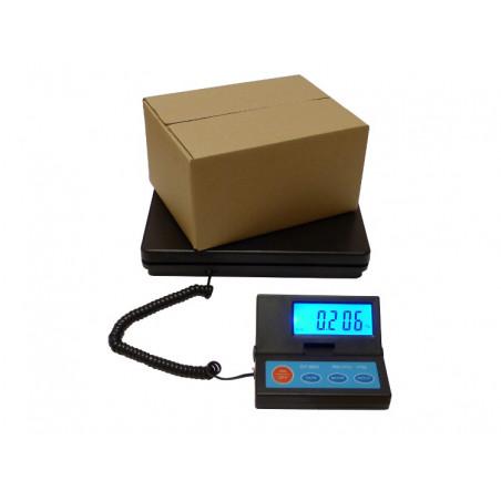 ELEKTRONICZNA WAGA POCZTOWA WYSYŁKOWA 50kg / 2g