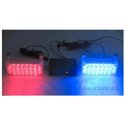 STROBOSKOPY TUNNING 44 LED...