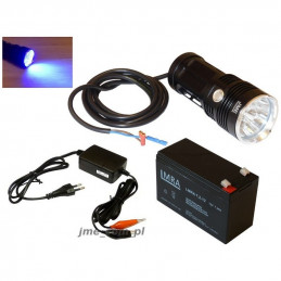 LAMPA LED UV 18W SZPERACZ...