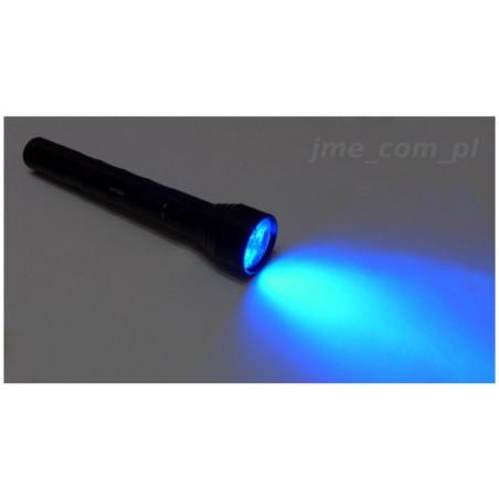LAMPA UV 9W - LATARKA 3 x R20 - do poszukiwania bursztynu