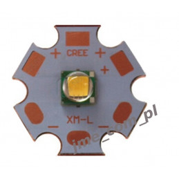 DIODA LED T6 XM-L 10W PCB...