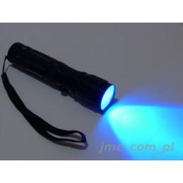 LATARKA LAMPA UV LED 1W...